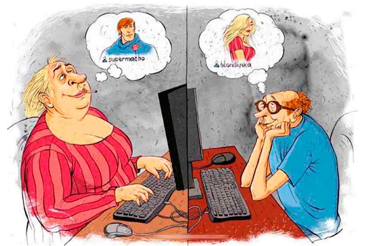 чего следует опасаться знакомясь в интернете