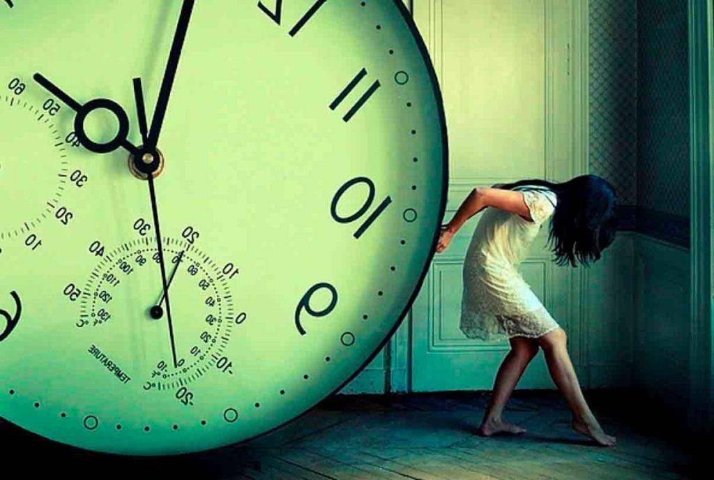 Время для себя у вас есть?